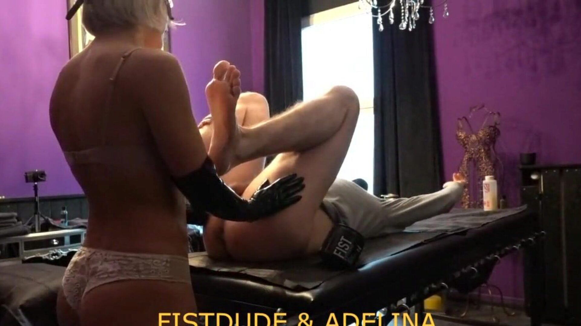 Porn analfisting Anal fisting