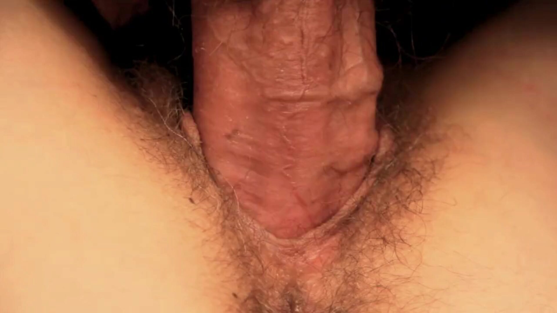 Tight Pussy greatly streches dreamy close up internal ejaculation