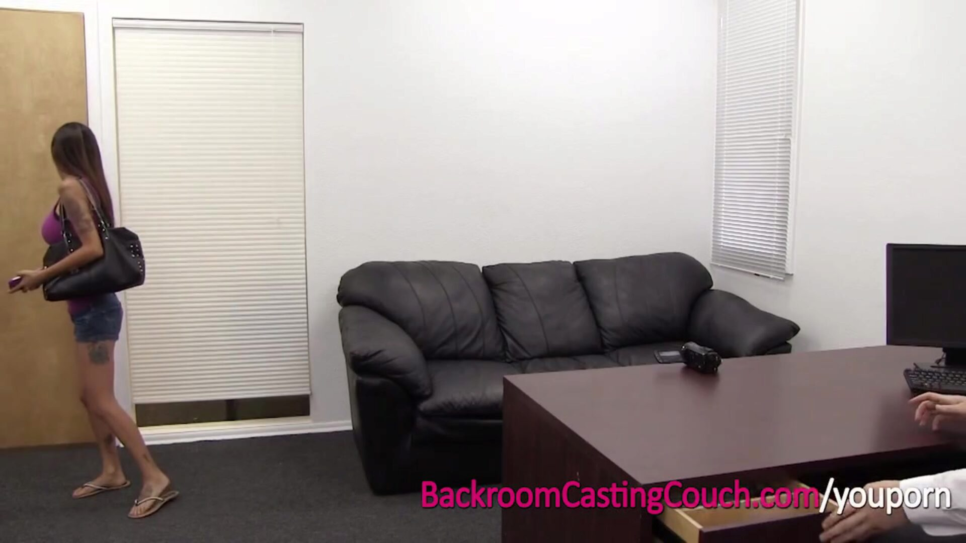 Fit Afton on Backroom Casting Couch - Full movie scene Small wang Drop those dick pills right now. All you need is a slightly 5-foot miniature spinner like Afton here. I promise your wang will look enormous in her face hole her cunt and her butt and you'll perceive like a king. Worked for me. Watch Afton's video - one of the nicest, best tittiest, and tiniest youthful damsels to mercy the office this year - and u know it's true. Petite, giant love muffins let's me bang her booty while I push a bottle of grease inside her bawdy cleft and doesn't make complaints when I cum inside her out of saying her first even though she's not on birth manage Perfect hotty truly Now off to CVS for that Plan B.