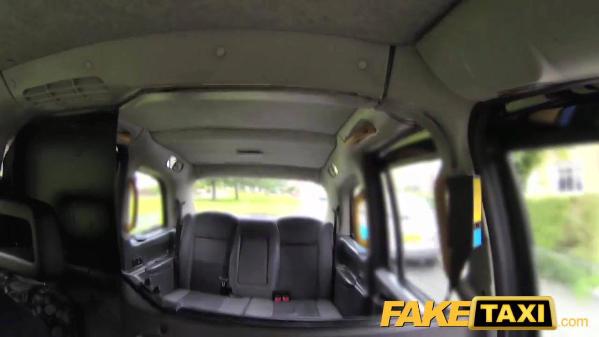 Fake Taxi Naughty doll in sexy uniform