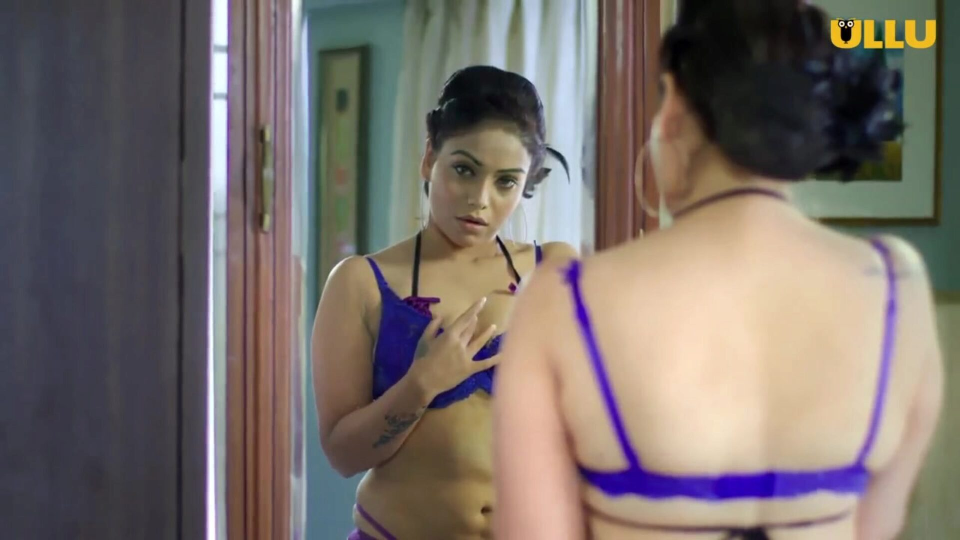 Indian Actress Naina Chhabra entice bang Indian Polilitician Naina Chhabra seduce politician with striping her sexy blue bra panty and ride on him firm to give orgasm drill large stiff milk shakes moaning hot expression hindi bollywood web series  Ullu