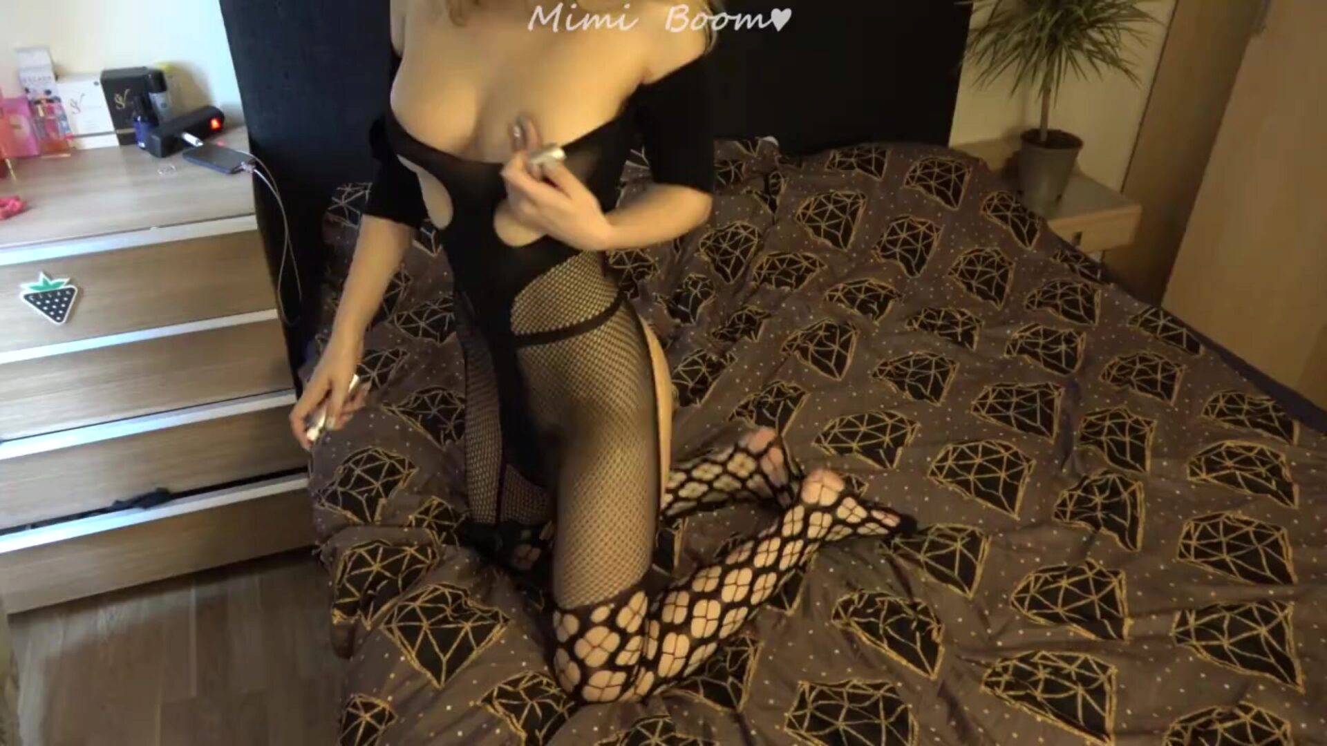 Teasing,Sucking and Edging Big Dick previous to Cumming on my Pussy - Mimi Boom