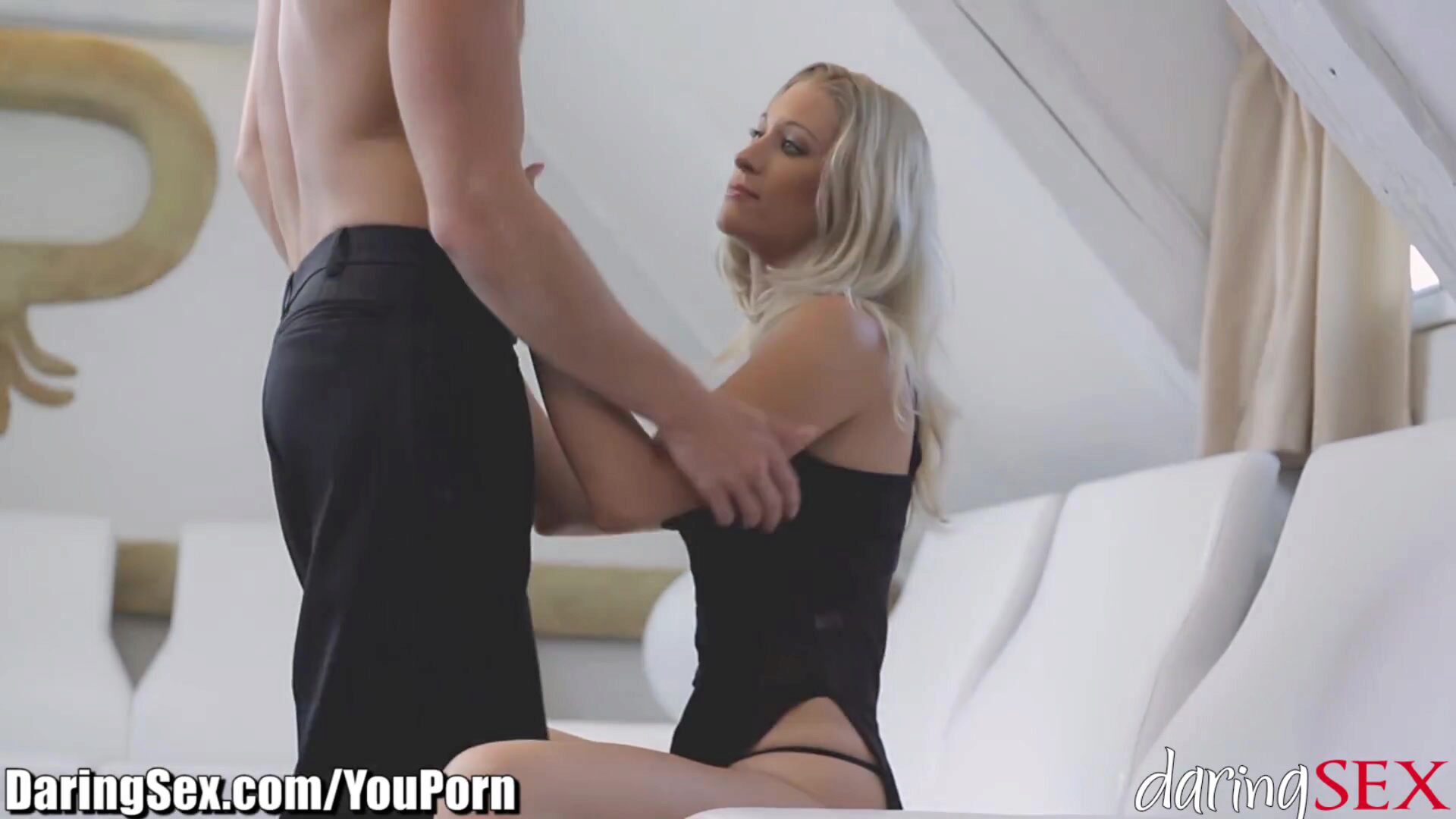 DaringSex Hot mother I'd like to fuck SQUIRTS over and over! Passionate banging leads milf to spray a few times