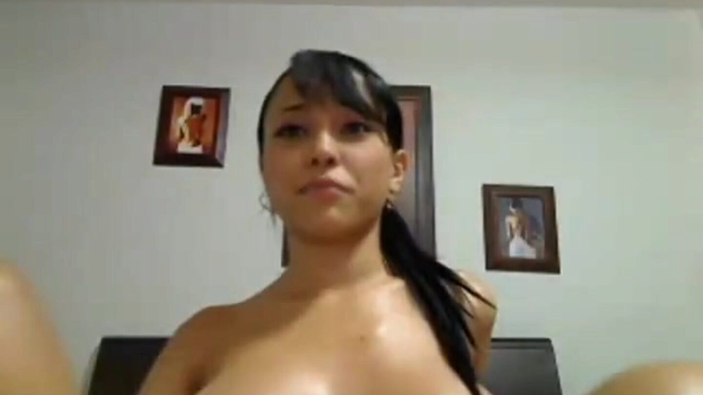Big Tits Awesome Brunette On awesome webcam demonstrate http://sweetlivegirls.com Big Tits Awesome Brunette On excellent cam show.mp4