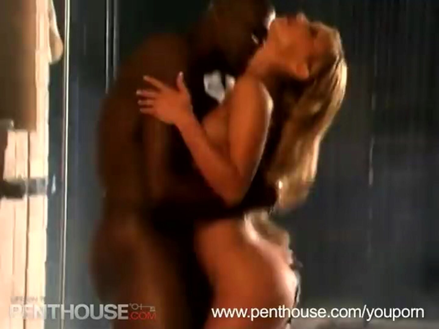 Sexy Blonde Getting Fucked by a large african Cock! Sexy Blonde Getting Fucked by a big afro Cock!