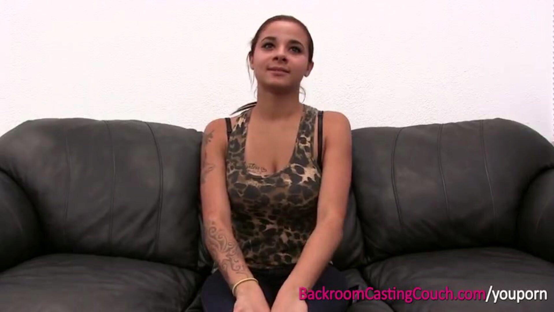 EXCLUSIVE FULL VIDEO - INCREDIBLE AUDREY FROM BACKROOM CASTING COUCH Exclusive! The full movie of the epic Audrey on Backroom Casting Couch.