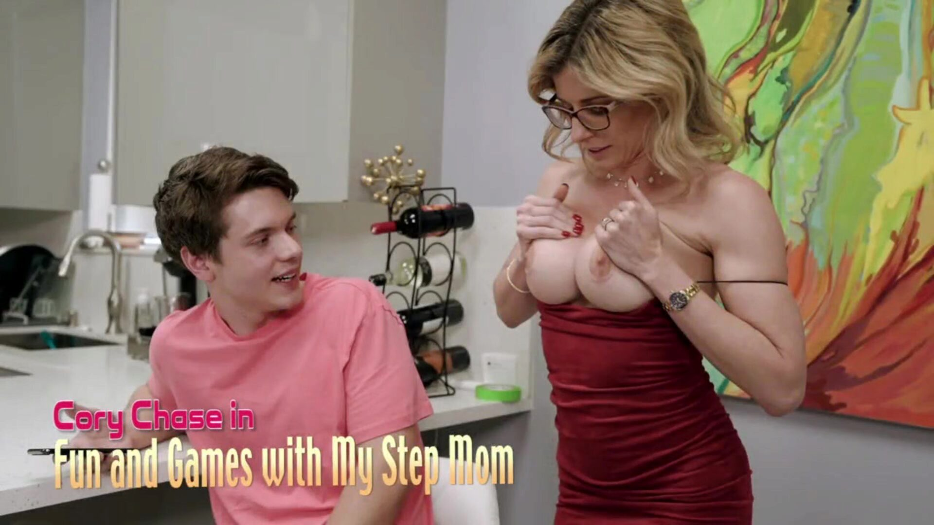 thestepmomporn.com - Young Boy Fuck His Sexy Stepmom thestepmomporn.com - Young Boy Fuck His Sexy Stepmom