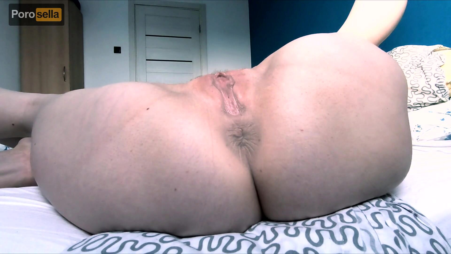 Amateur Teen Pussy Eating Close up - Squirt & Creampie Cum