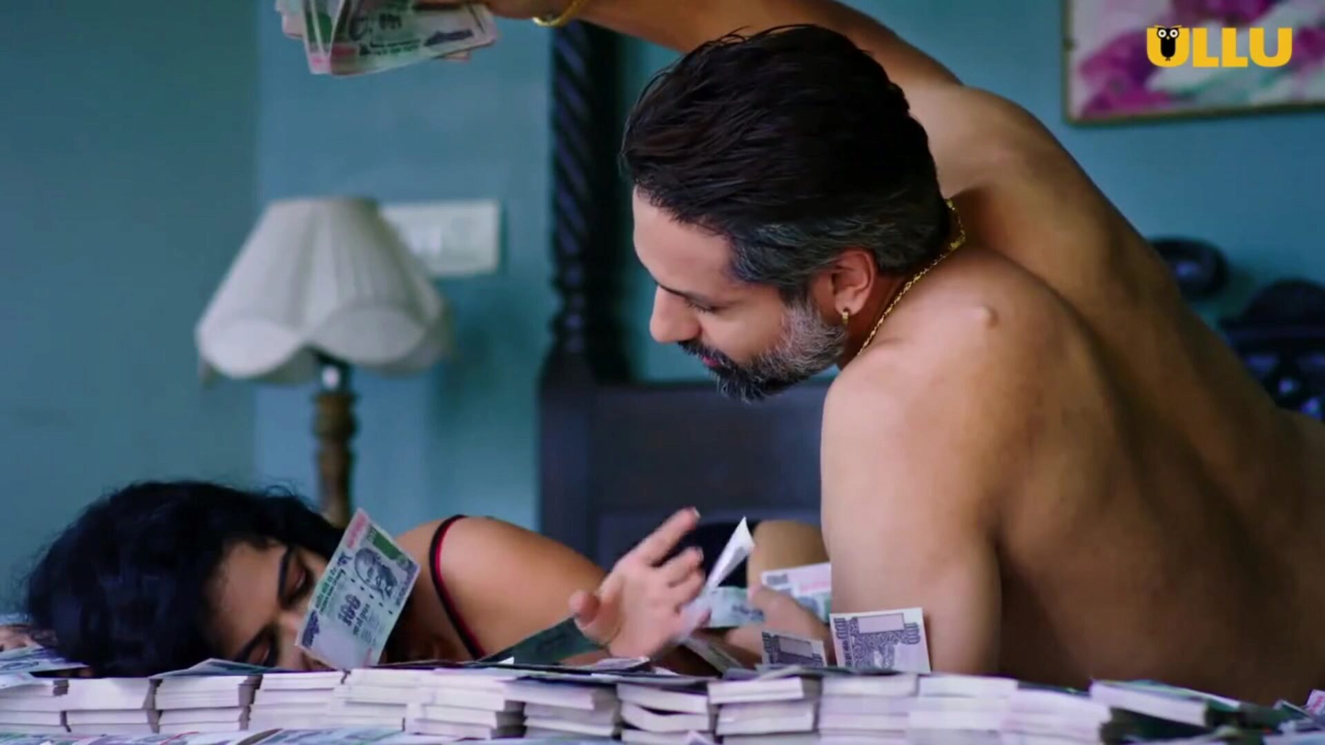 Indian Actress Manisha Sharma doing sex for cash and stardom Manisha Sharma as actress Divya doing vehement romp with big businessman for cash and stardom in bollywood indusrty She woo him for be his partner but that guy tear up her rock-hard in his lap as rejection Ullu