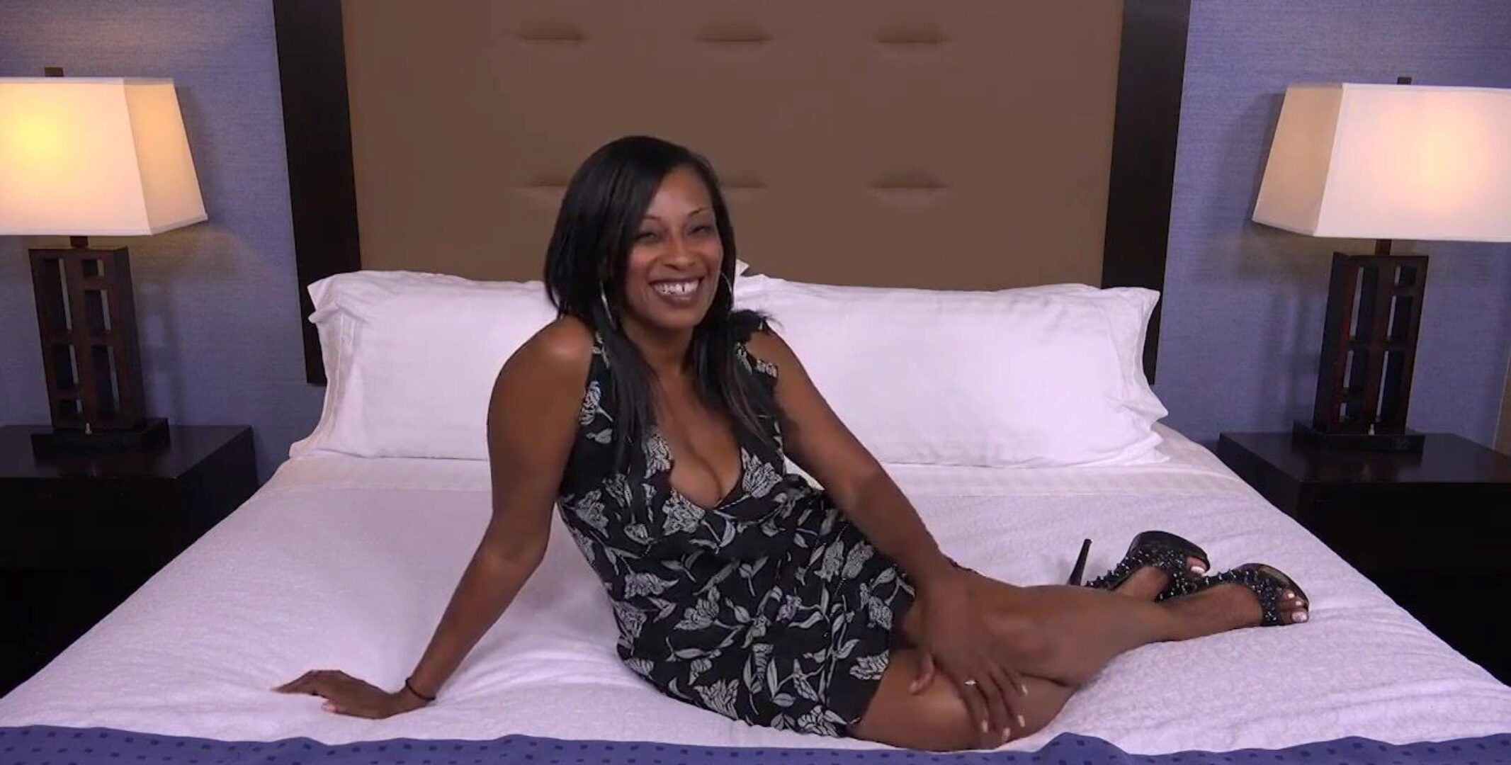 Mature Ebony Slut Mom