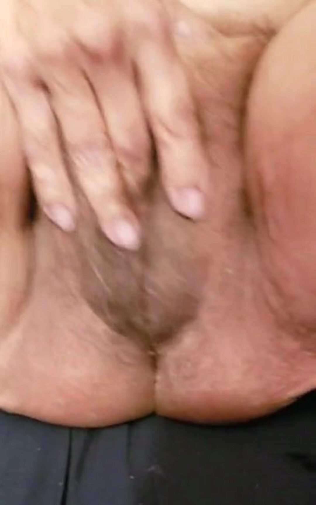 Playing with my big older curly cookie You like this clip Please comment.  Love naughty comments. I will post more if I acquire a lot of visits