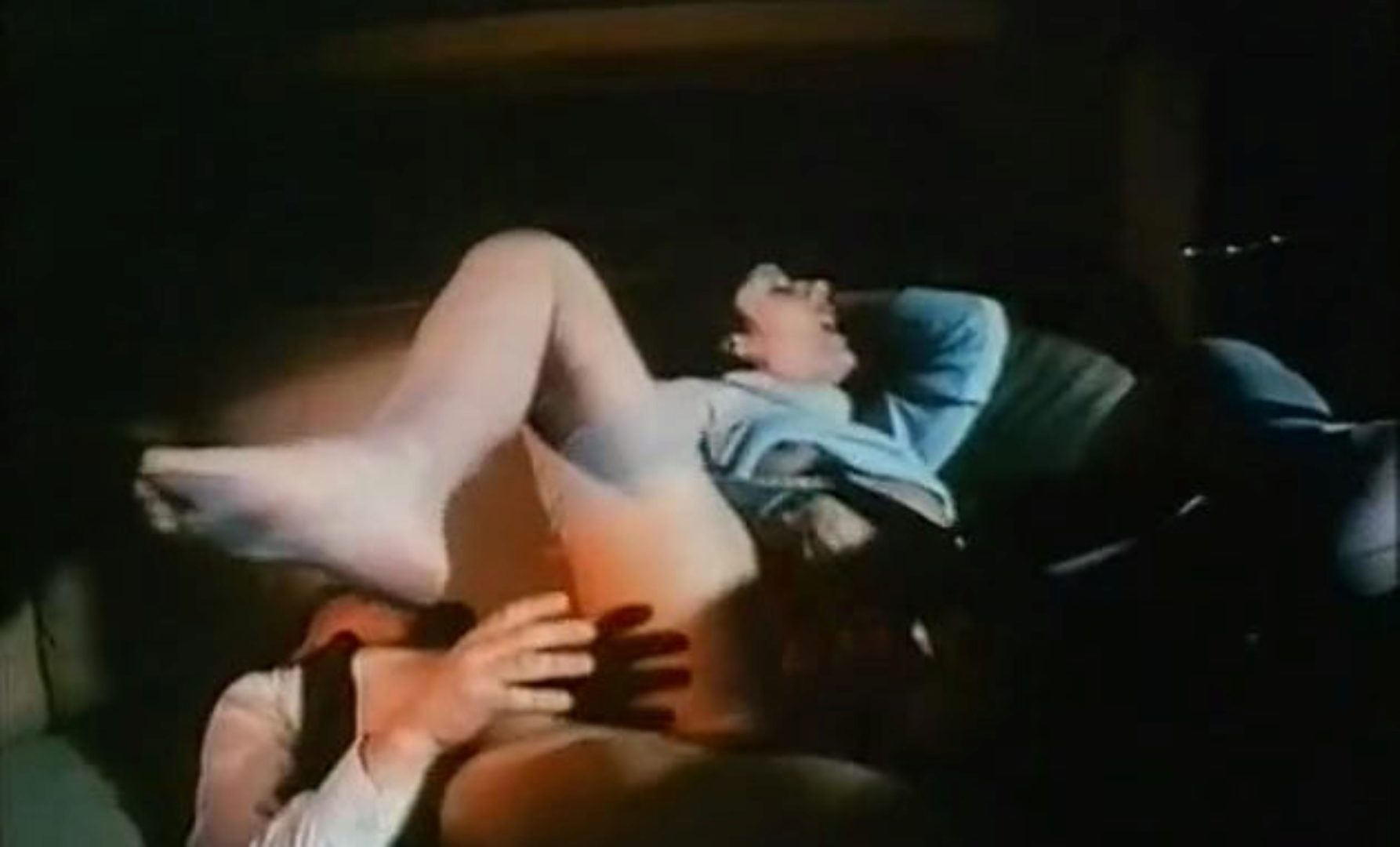 French Infernal (1983) Beautiful old-school with Eva Kleber and Marilyn Jess. Pretty worthy old-school pornography video