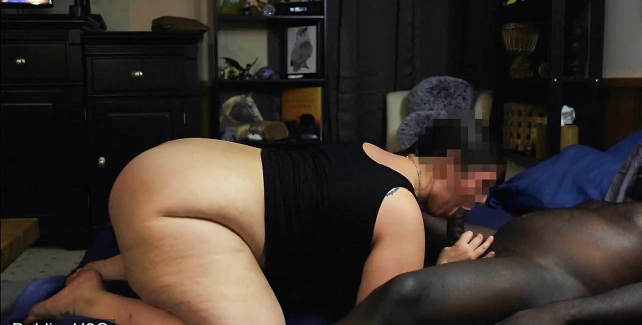 Soft Ass big beautiful woman PAWG Dalia H2O Sucking Giving Best Head Thick BBC Deepthroat Doggystyle Booty Slapping