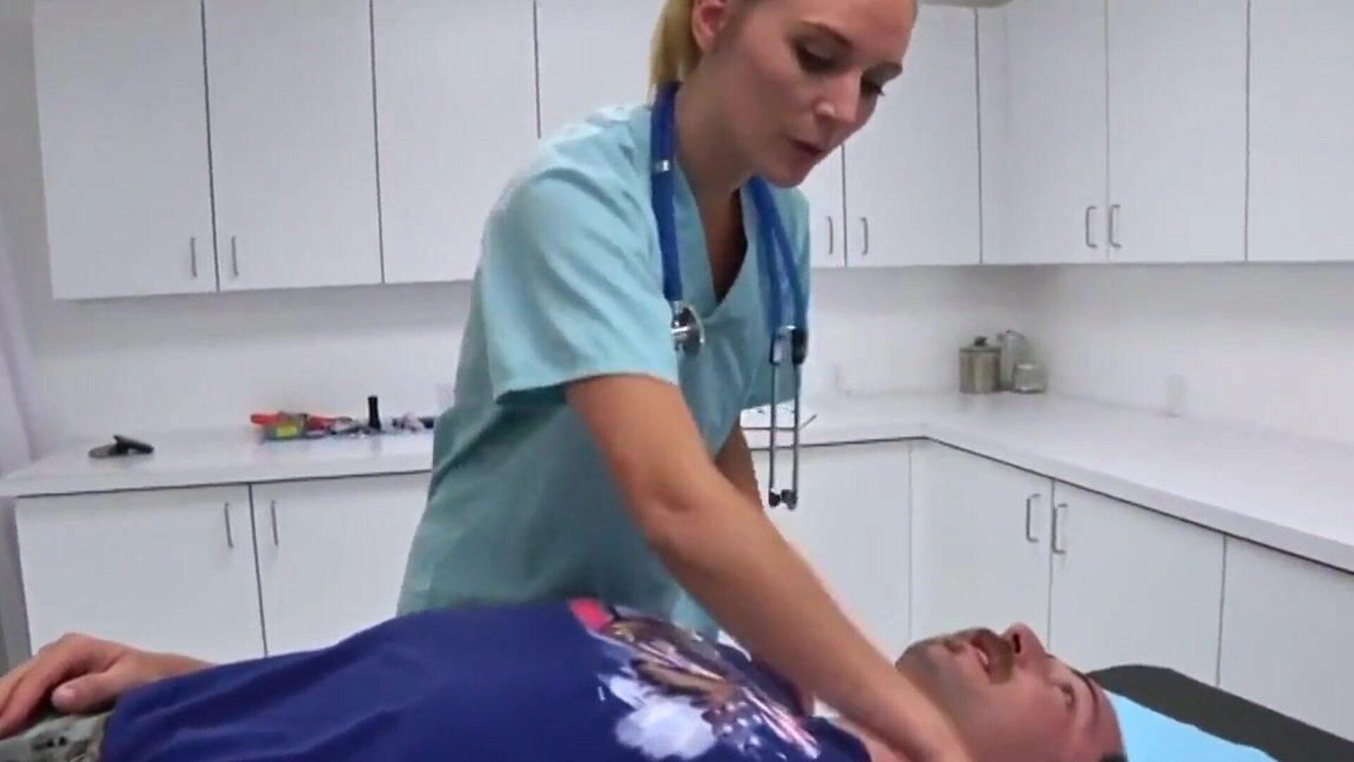 Nurse - Nude Clap